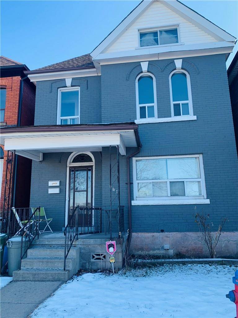 House for rent at 274 Sanford Ave N Unit 2 Hamilton Ontario - MLS: H4072602