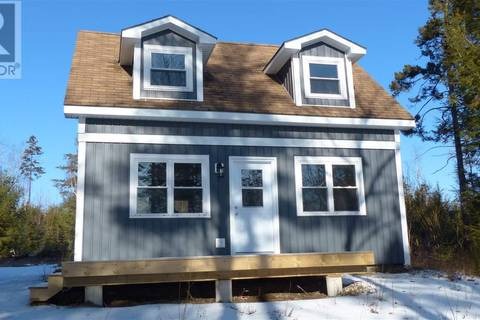 Home for sale at 2801 Lapland Rd Unit 2 Lapland Nova Scotia - MLS: 202003591