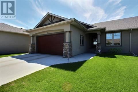 Townhouse for sale at 2805 Lakeview Dr Unit 2 Prince Albert Saskatchewan - MLS: SK763365