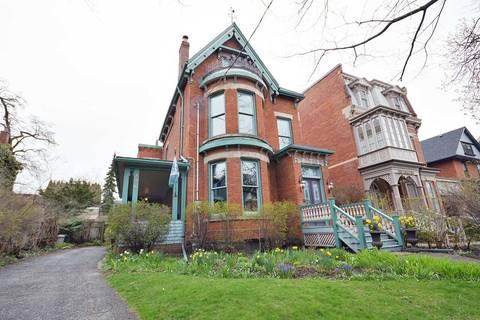 House for rent at 286 Carlton St Unit 2 Toronto Ontario - MLS: C4456116