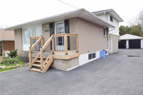 House for rent at 291 Mohawk Rd W Unit 2 Hamilton Ontario - MLS: H4051874