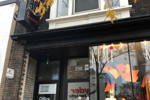 Commercial property for lease at 298 Danforth Ave Apartment 2 Toronto Ontario - MLS: E4976992
