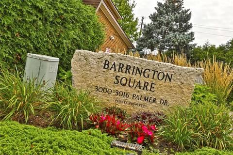 Townhouse for sale at 3008 Palmer Dr Unit 2 Burlington Ontario - MLS: H4055698