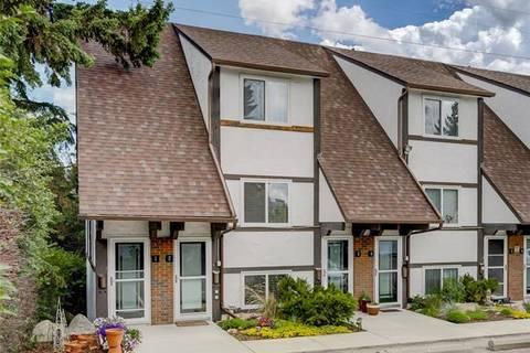 Townhouse for sale at 304 Cedar Cres Southwest Unit 2 Calgary Alberta - MLS: C4272268
