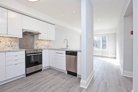 Townhouse for rent at 305 Seaton St Unit 2 Toronto Ontario - MLS: C4661724