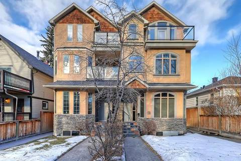 Townhouse for sale at 312 14 Ave Northeast Unit 2 Calgary Alberta - MLS: C4282211