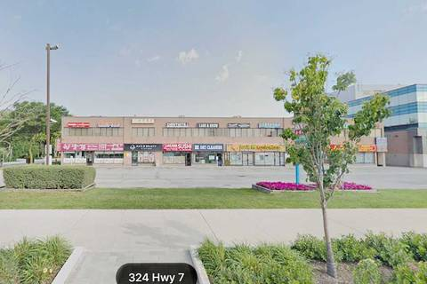 Commercial property for sale at 324 Highway 7 E Rd Unit 2 Richmond Hill Ontario - MLS: N4735290