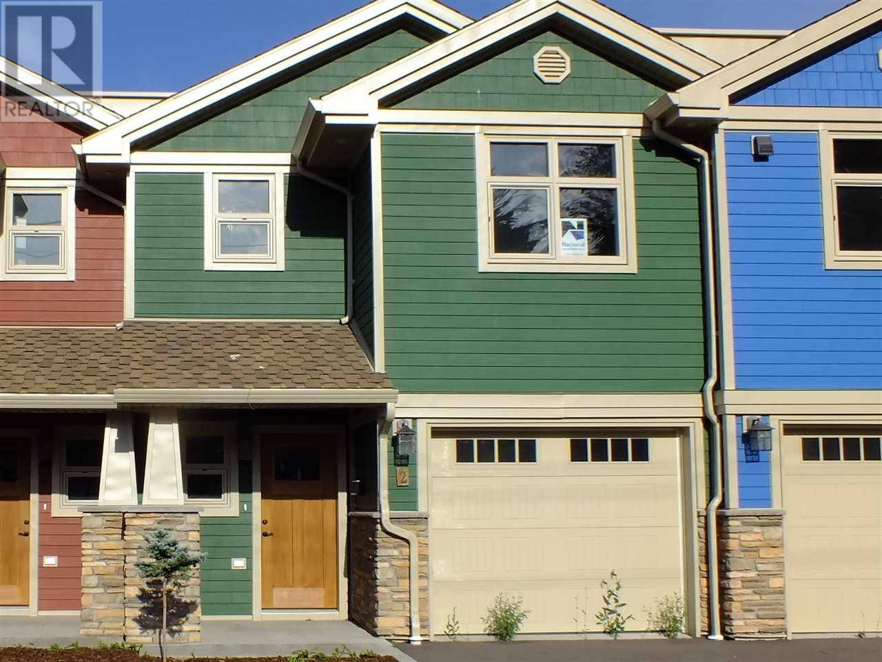 Townhouse for sale at 3320 Kenney St Unit 2 Terrace British Columbia - MLS: R2415950