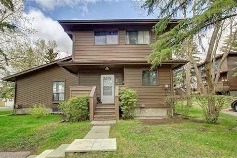 Townhouse for sale at 336 Rundlehill Dr Northeast Unit 2 Calgary Alberta - MLS: C4245178