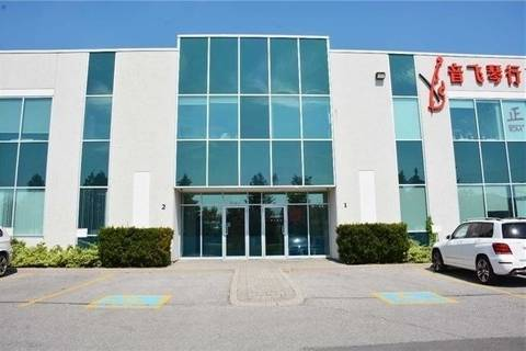Commercial property for lease at 351 Ferrier St Apartment 2 Markham Ontario - MLS: N4704640