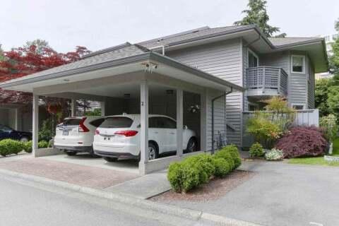 Townhouse for sale at 3634 Garibaldi Dr Unit 2 North Vancouver British Columbia - MLS: R2467704