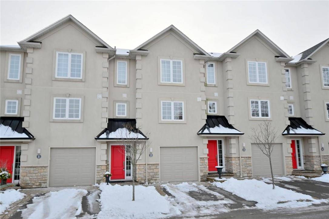 Townhouse for sale at 371 Wilson St E Unit 2 Ancaster Ontario - MLS: H4070939