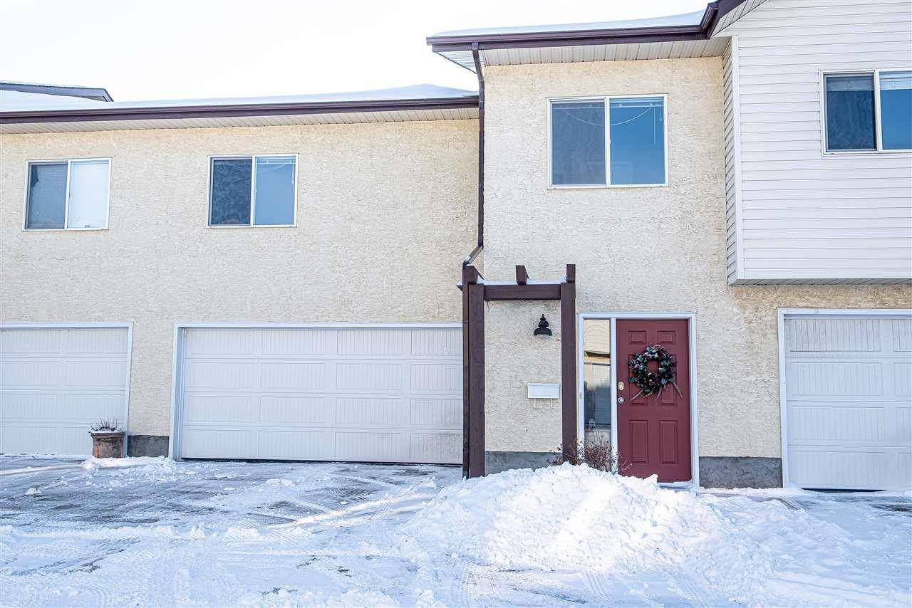 Townhouse for sale at 3811 85 St Nw Unit 2 Edmonton Alberta - MLS: E4185199