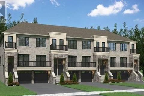 Townhouse for sale at 383 Dundas St Unit #2 Hamilton Ontario - MLS: X4398306