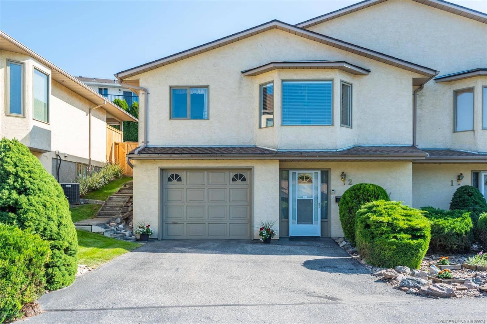 Townhouse for sale at 3850 Argyle Ave Unit 2 Vernon,  Bc British Columbia - MLS: 10189924