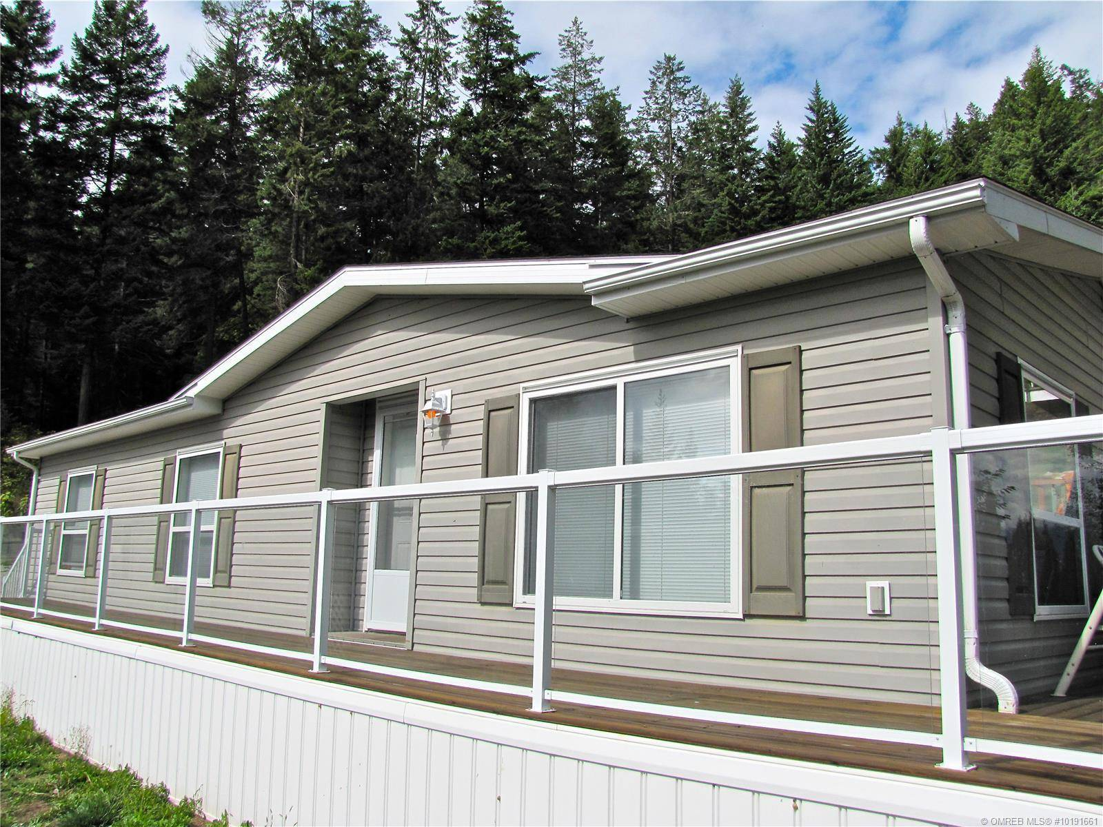 Residential property for sale at 3959 Sunnybrae Canoe Point Rd Unit 2 Tappen, Bc British Columbia - MLS: 10191661
