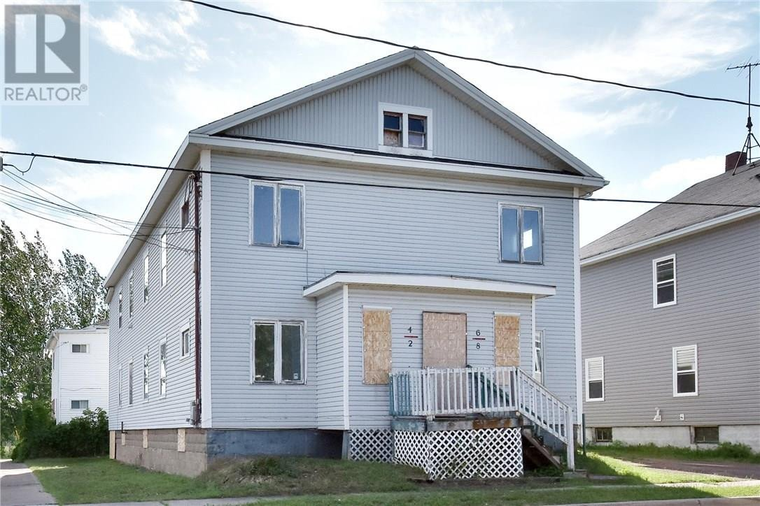 Townhouse for sale at 2 Willow St Moncton New Brunswick - MLS: M130200