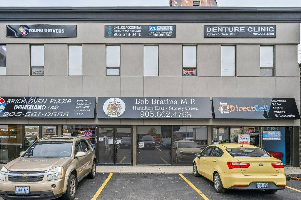 Commercial property for lease at 40 Centennial Pw N Apartment 2 Hamilton Ontario - MLS: H4067444