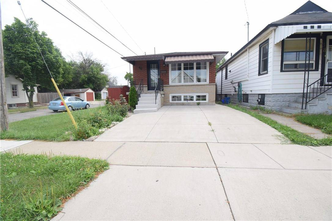 House for rent at 40 Division St Unit 2 Hamilton Ontario - MLS: H4061072