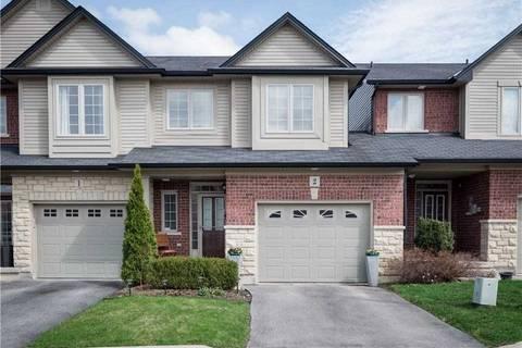 Townhouse for sale at 400 Stonehenge Dr Unit 2 Hamilton Ontario - MLS: X4435700