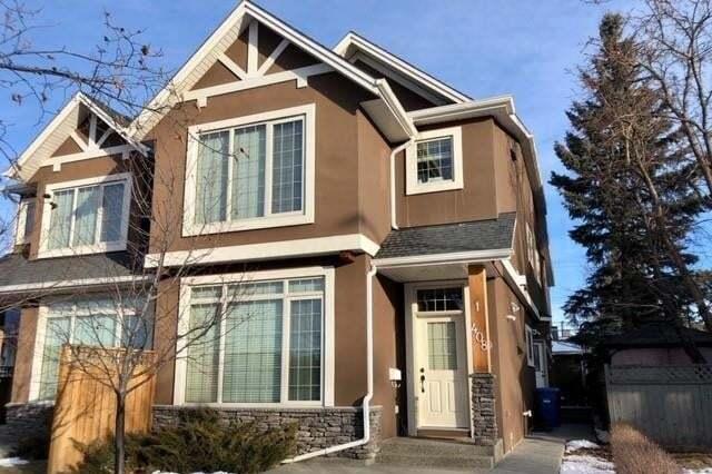 Townhouse for sale at 408 19 Av NE Unit 2 Winston Heights/mountview, Calgary Alberta - MLS: C4288455