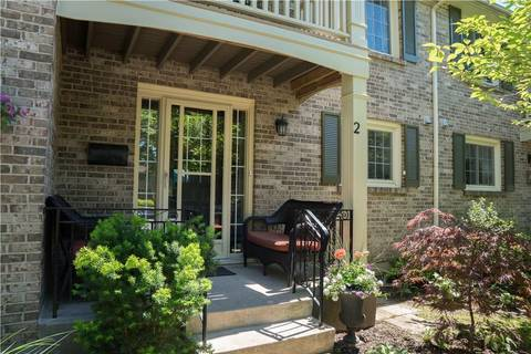 Townhouse for sale at 409 Vine St Unit 2 St. Catharines Ontario - MLS: 30750740