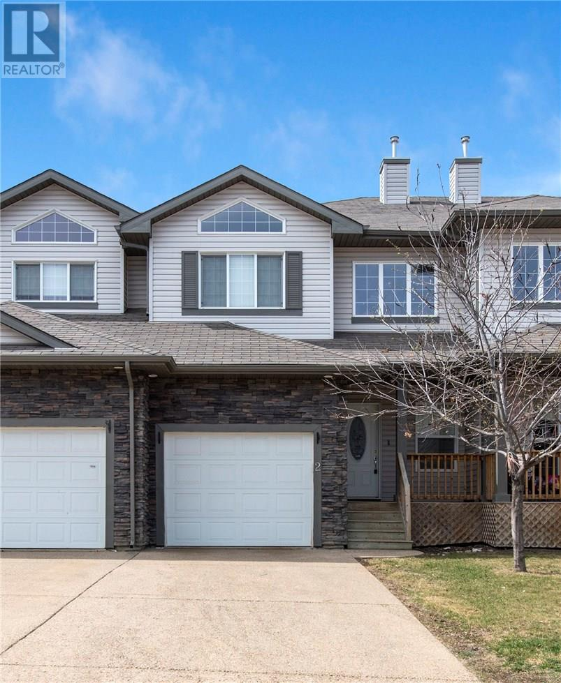 For Sale: 2 - 411 Williams Drive, Fort Mcmurray, AB | 3 Bed, 3 Bath Townhouse for $299,000. See 14 photos!