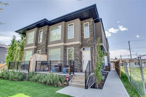 Townhouse for sale at 415 17 Ave Northwest Unit 2 Calgary Alberta - MLS: C4249180