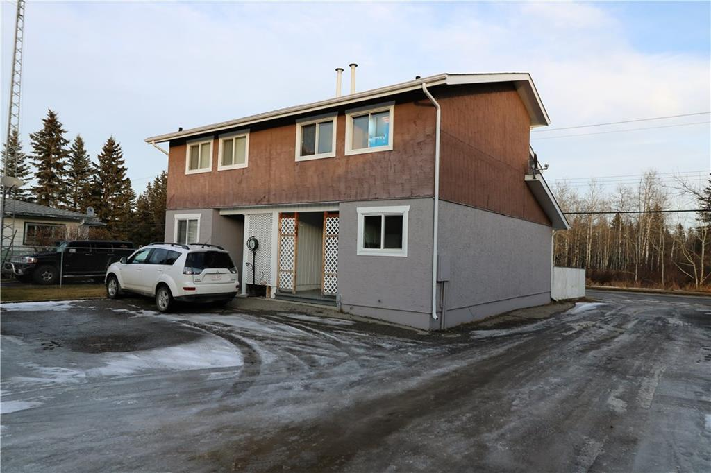 For Sale: 420 Centre Street North, Sundre, AB | 3 Bed, 1 Bath Townhouse for $143,500. See 39 photos!