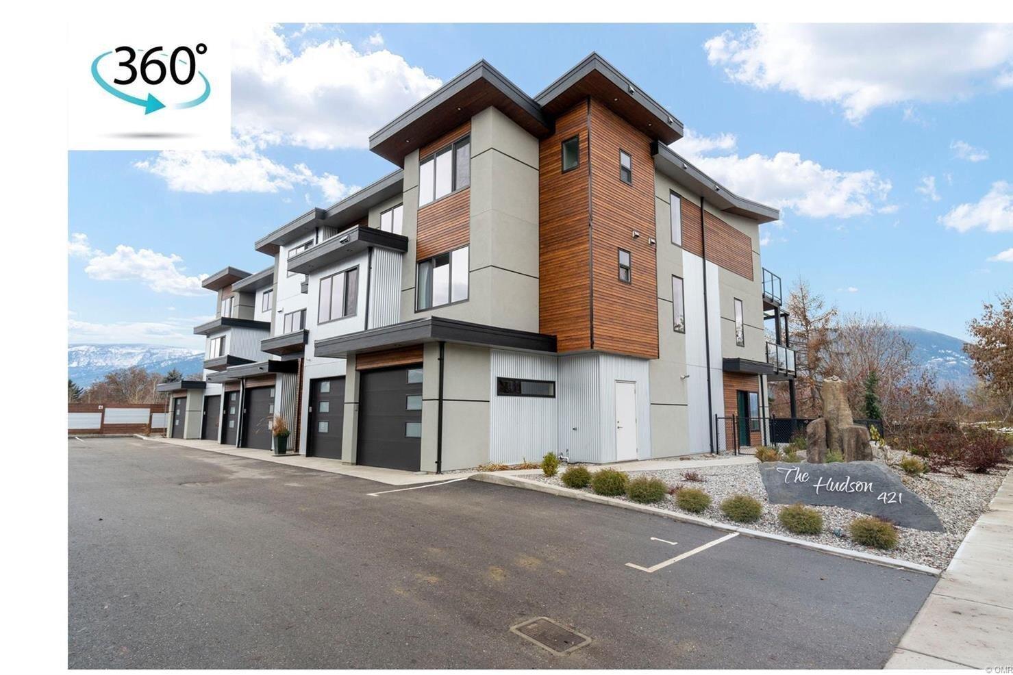 Townhouse for sale at 421 Hudson St Northwest Unit 2 Salmon Arm British Columbia - MLS: 10220338