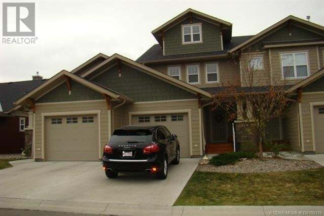 Townhouse for sale at 428 Couleecreek Blvd South Unit 2 Lethbridge Alberta - MLS: ld0190176