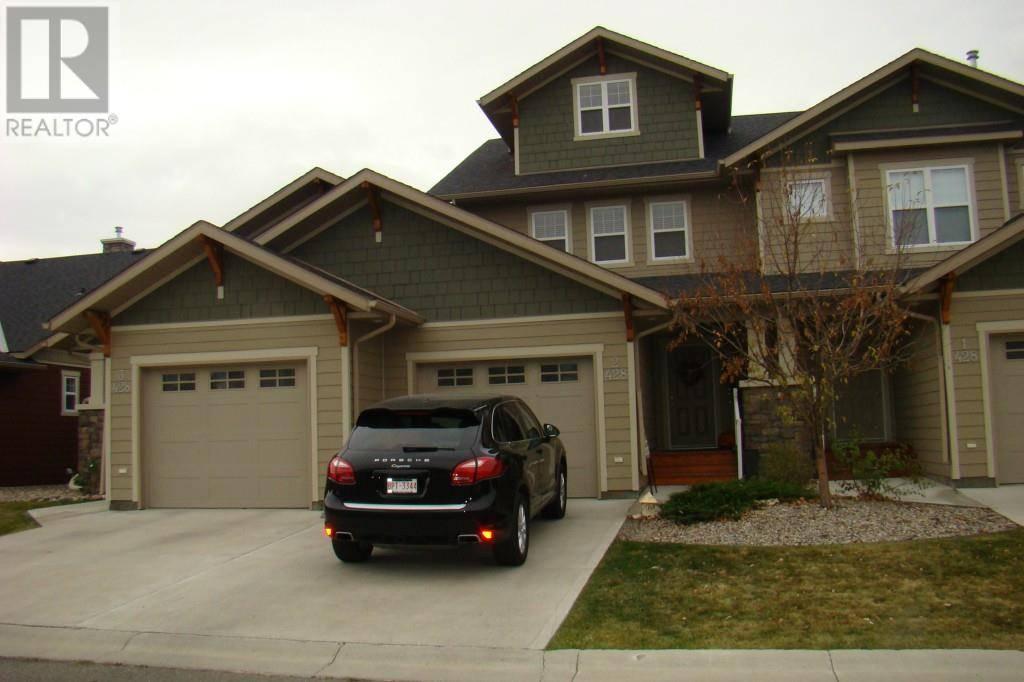 House for sale at 428 Couleecreek Blvd S Unit 2 Lethbridge Alberta - MLS: ld0190176