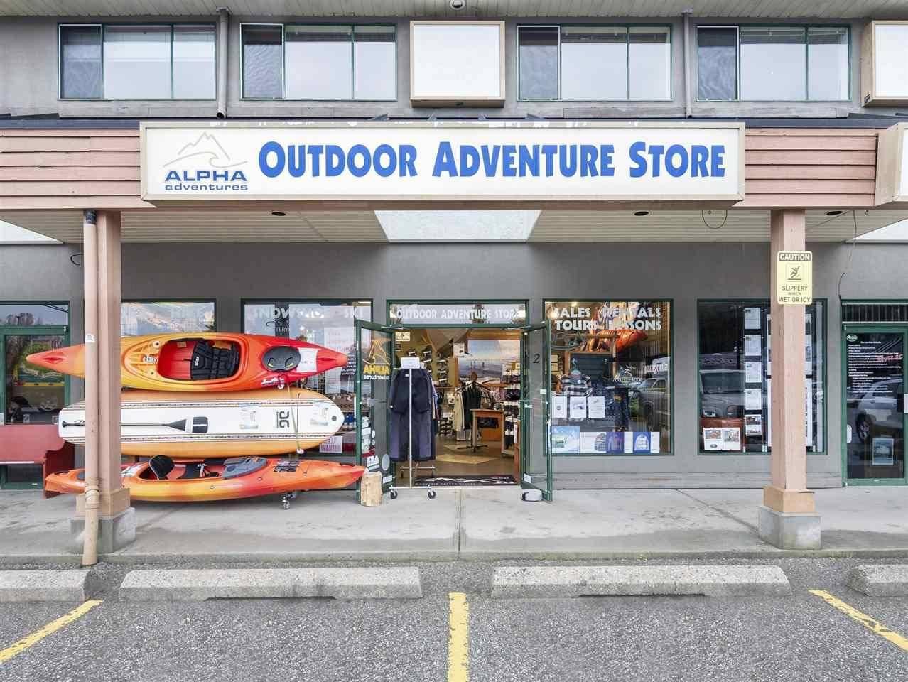 Commercial property for sale at 4330 Sunshine Coast Hy Unit 2 Sechelt British Columbia - MLS: C8029110