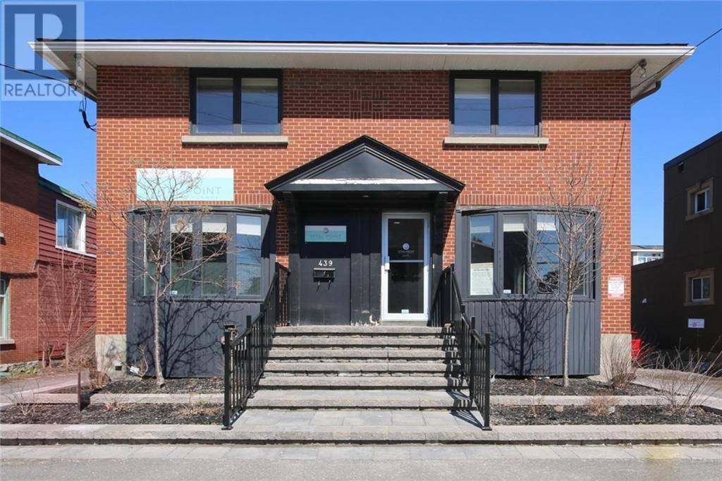 Commercial property for lease at 439 Churchill Ave Apartment 2 Ottawa Ontario - MLS: 1173709