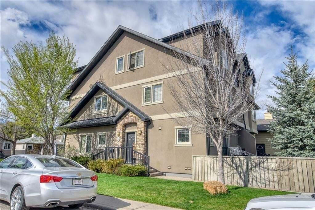 Townhouse for sale at 440 12 Av NE Unit 2 Renfrew, Calgary Alberta - MLS: C4297836