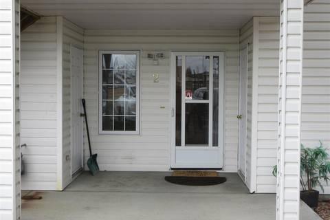 Townhouse for sale at 4420 47 St Unit 2 Leduc Alberta - MLS: E4157773