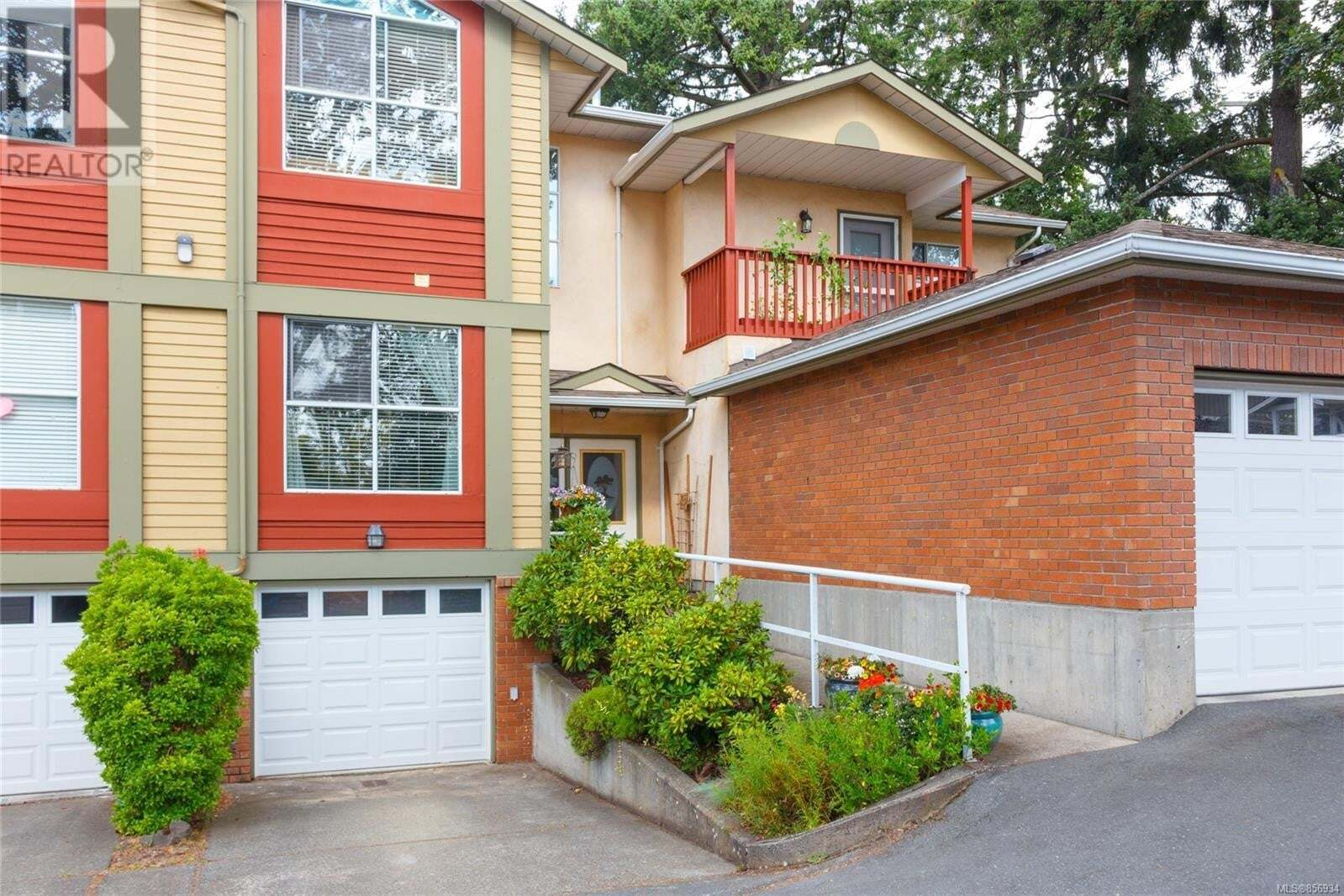 Townhouse for sale at 4560 West Saanich Rd Unit 2 Saanich British Columbia - MLS: 856934