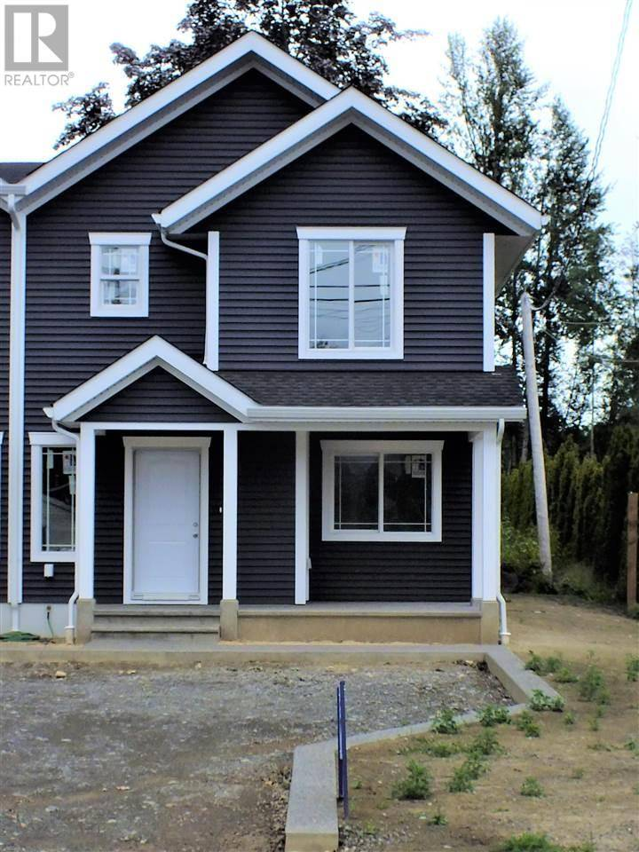 Townhouse for sale at 4649 Graham Ave Unit 2 Terrace British Columbia - MLS: R2380352