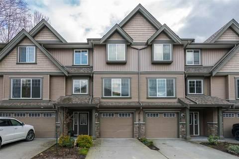 Townhouse for sale at 46791 Hudson Rd Unit 2 Sardis British Columbia - MLS: R2436625
