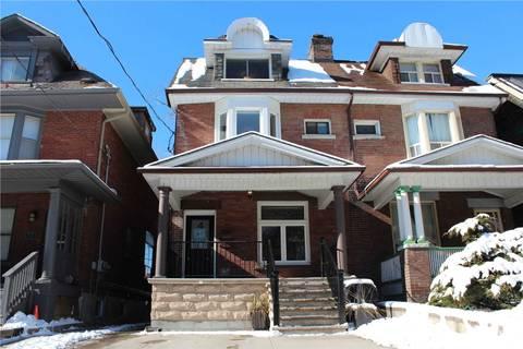 Townhouse for rent at 470 Markham St Unit 2 Toronto Ontario - MLS: C4570508