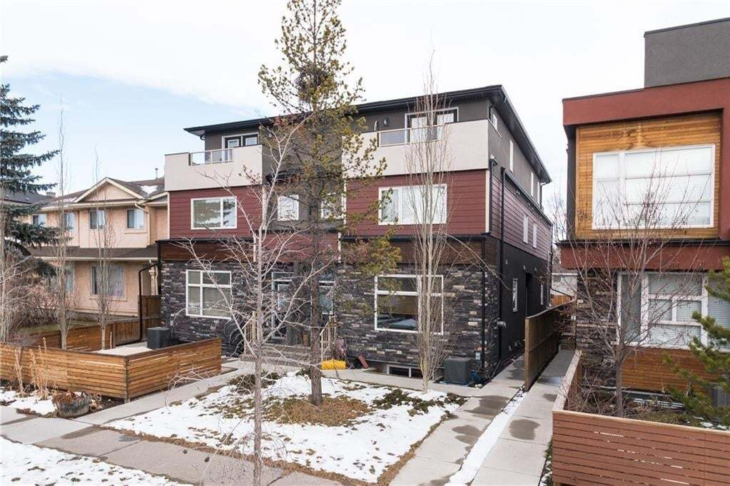 Townhouse for sale at 4726 17 Av NW Unit 2 Montgomery, Calgary Alberta - MLS: C4275529