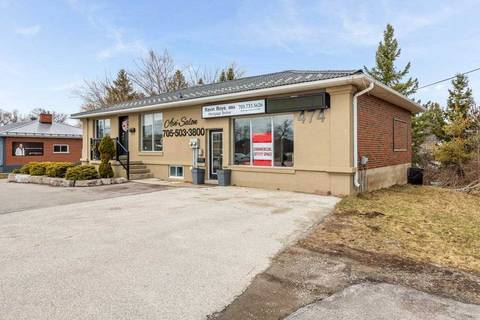 Commercial property for lease at 474 Big Bay Point Rd Apartment 2 Barrie Ontario - MLS: S4648519