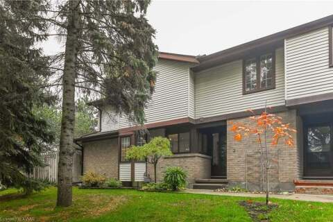Townhouse for sale at 475 Beechwood Dr Unit 2 Waterloo Ontario - MLS: 40036152