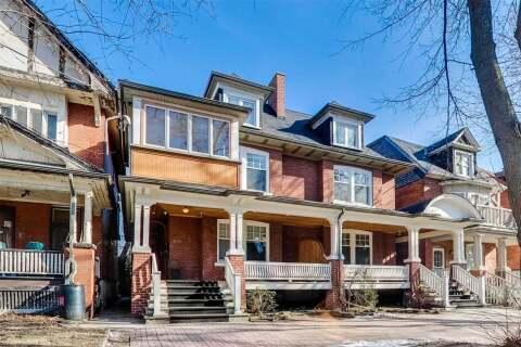 Townhouse for rent at 479 Brunswick Ave Unit 2 Toronto Ontario - MLS: C4766891
