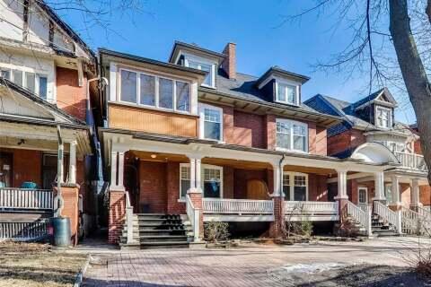 Townhouse for rent at 479 Brunswick Ave Unit 2 Toronto Ontario - MLS: C4790951