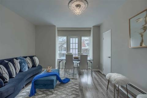 Townhouse for rent at 492 Indian Grve Unit 2 Toronto Ontario - MLS: W4704798