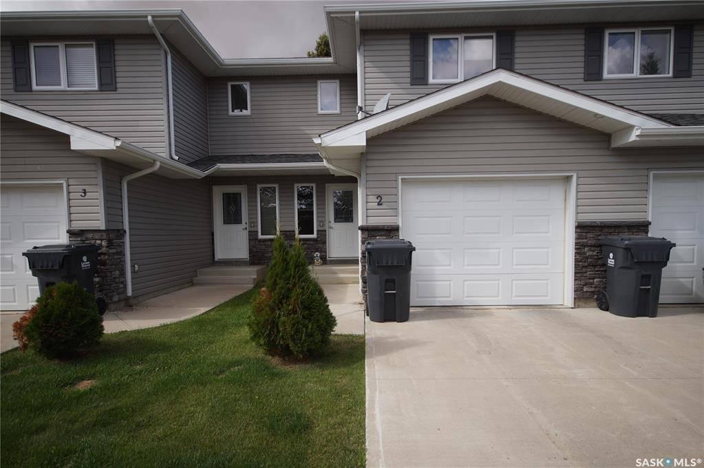 Townhouse for sale at 5005 Central Ave Unit 2 Waldheim Saskatchewan - MLS: SK787351