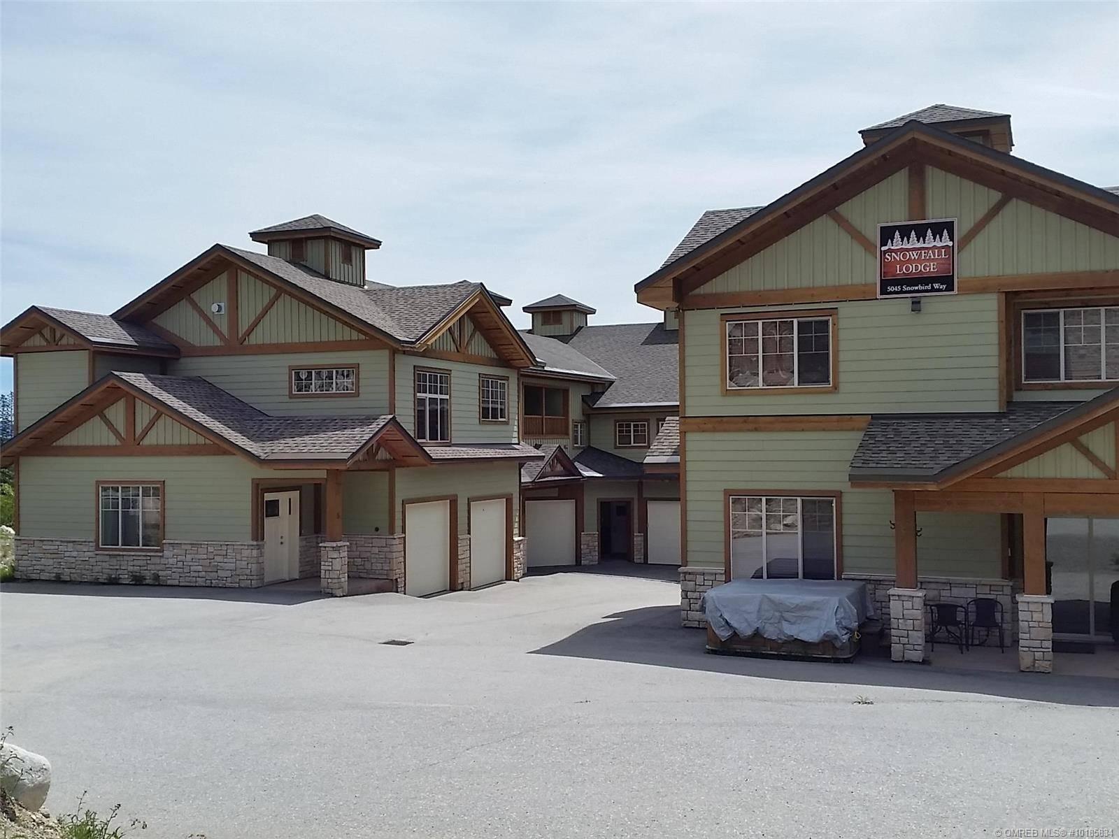 Townhouse for sale at 5045 Snowbird Wy Unit 2 Kelowna British Columbia - MLS: 10185834