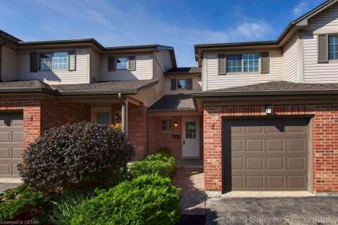 Townhouse for sale at 505 Proudfoot Ln Unit 2 London Ontario - MLS: 40015567