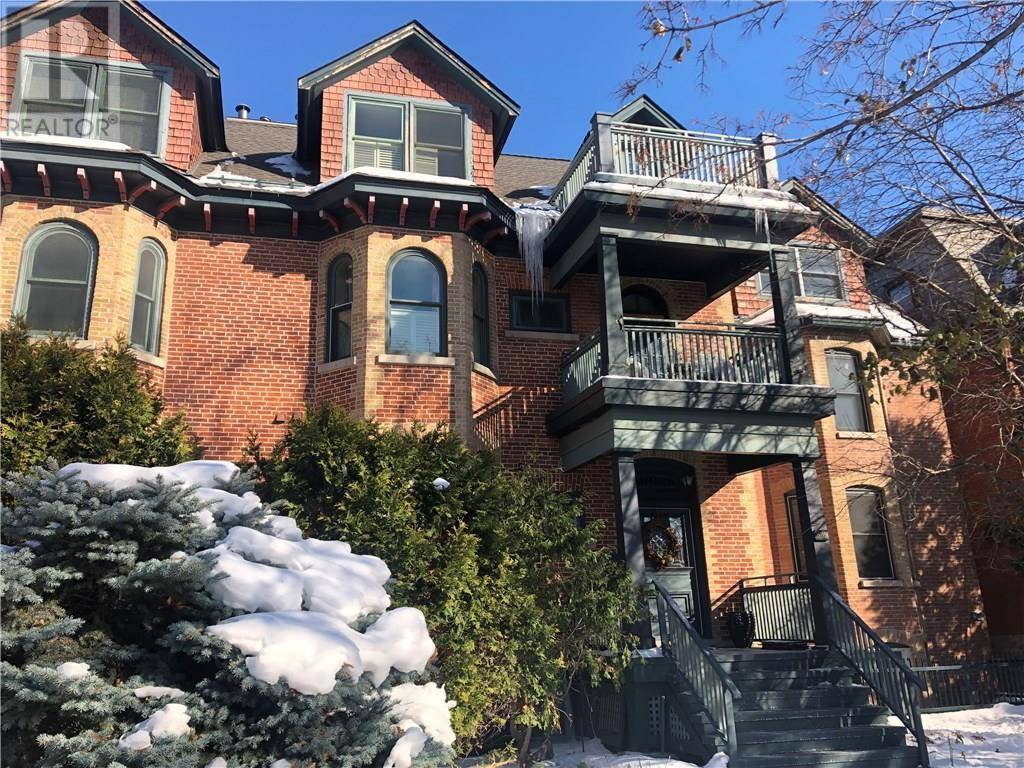 Townhouse for sale at 509 King Edward Ave Unit 2 Ottawa Ontario - MLS: 1167515